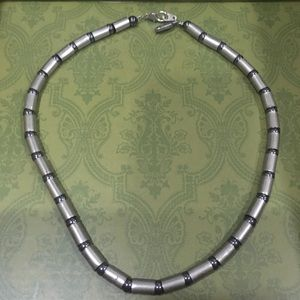 Vintage Rip Curl Tube Necklace Unisex Rare 90's - Early 00's